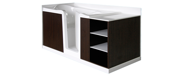 une douche pour plus d espace. Black Bedroom Furniture Sets. Home Design Ideas
