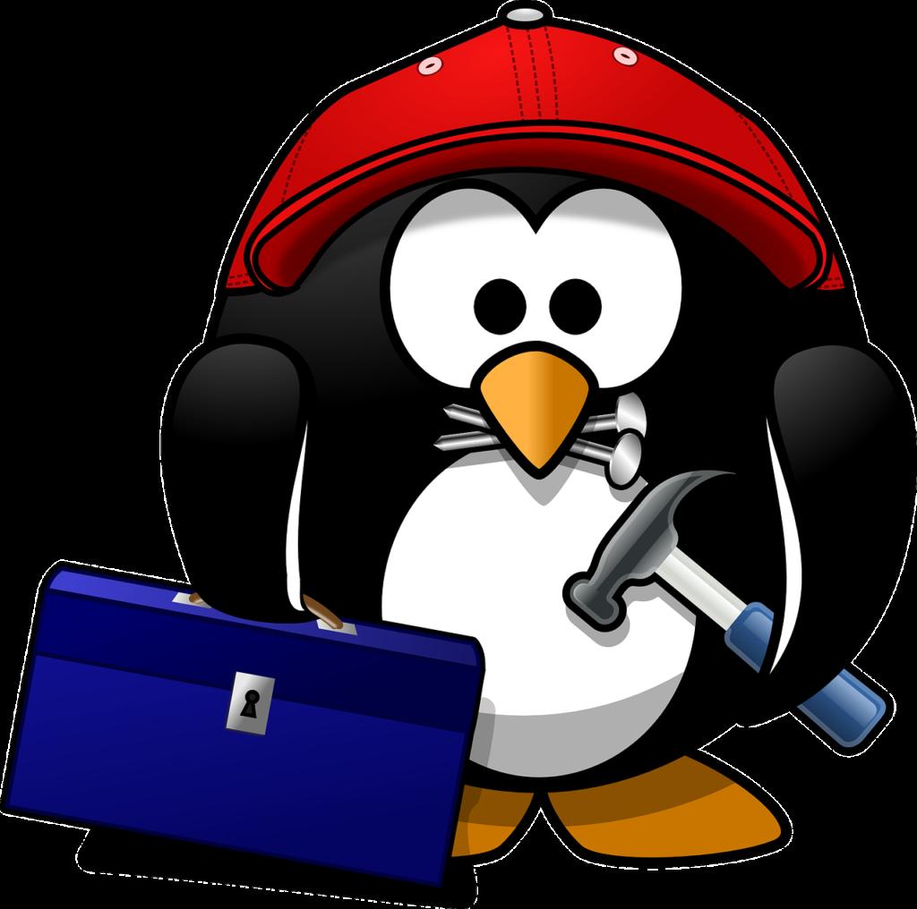 plombier-pingouin